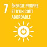 Énergie propre et à un coût abordable